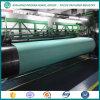 A formação de tecido de poliéster para a Fábrica de Papel