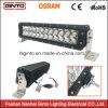 22  4X4ジープのドライビング・ライトのためのOsram LEDのライトバー
