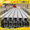 La aduana de la fábrica de China Foshan sacó 6063 6061 perfiles de aluminio de la protuberancia