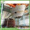 Rociar con el casco del buque segmentado Sala arenado de pulverización