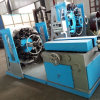 Fils en acier inoxydable horizontale machine à tresser