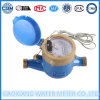 Metro ad acqua di trasmissione dell'uscita di impulso di impulso in 1/10 di litro/impulso