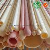 Tubo di ceramica centigrado dell'allumina di grado di temperatura elevata 1600-1850