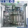 3 automáticos em 1 máquina de enchimento engarrafada tampando de enchimento de enxaguadela da água