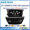 O auto carro de rádio DVD GPS de Zestech para o Grande Muralha C30 separa a vídeo audio