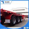 製造の卸売3の車軸20FT 40FT輸送容器の骨組または半フレームの輸送の貨物トレーラー