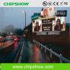 Exposição de diodo emissor de luz do anúncio ao ar livre de cor cheia de Chipshow P16