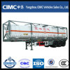Cimc LNG Tank Container mit Semi Trailer Chassis