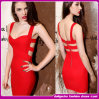 Großverkauf New 2014 Highquality Bandage Dress/Rainbow Bandage Dress (w96332)