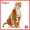 Leopard Peluche Leopard recheado animais taxidermizados Leopard Toy