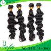 Человеческие волосы типа объемной волны превосходной оптовой продажи качества горячие