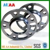Maquinado CNC Ingeniería ruedas espaciadores, separadores de rueda alta precisión