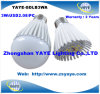 Yaye Top Sell Highquality Factory Price SMD5730 3W E27 DEL Bulb avec USD2.08/PC et 2 Years Warranty