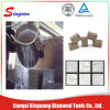 Stone Cutting를 위한 대중적인 Best Sell Diamond Segment