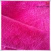 100% tessuto di corallo bilaterale del panno morbido tinto poliestere per la coperta