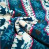 100 Polyester imprimé Prix bon marché Corée Coton Sentiment Velours, Velour Coton pour Bébé Vêtements et Jambières