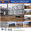 Edificio de marco ligero moderno de la estructura de acero/planta de acero de la industria de la estructura de acero