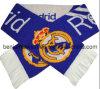 Club Tricot Jacquard lenço de futebol