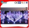 Fontaine carrée extérieure de danse de musique avec l'éclairage LED