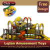 CE Wonder Kidsland plastique Enfants plastique en plein air Aire de jeux (X1230-3)