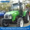 Diselの農場トラクター60HP 4の車輪駆動機構の農業トラクター