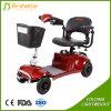 ISO13485 het vouwen van Elektrische Mobiele Autopedden voor Gehandicapten
