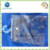 Bolsa de PVC transparente para la ropa. El gancho de PVC (bolsa de plástico-jp070)