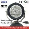 Luz redonda del trabajo del CREE LED de la alta calidad 40W para la maquinaria resistente (GT24003-40W)