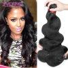 Il tessuto dei capelli umani del commercio all'ingrosso 100% impacchetta i capelli non trattati del brasiliano del Virgin