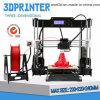 Printer van de Hot Sale Famous Factory Chocolade van de Levering van Anet 3D
