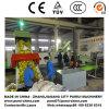 Machine In twee stadia van het Recycling van hoge Prestaties de Plastic voor PE Film
