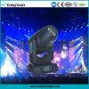 Testa mobile del fascio 280W del punto di illuminazione professionale luminosa eccellente di esposizione
