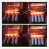 Calefator de indução de alta freqüência para tiras do aço inoxidável do calor