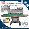 クリーム(CBS-1100H)のための自動水平の連続的なシーリング機械