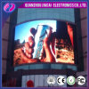 P16 en el exterior de color completo panel de pantalla LED