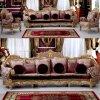 Sofá de madera fijado con la silla del sofá para los muebles caseros (962)