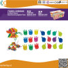 Tabletop Plastikspielwaren, die Spielwaren für Kleinkind verlegen