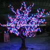 De openlucht LEIDENE van de Decoratie van Kerstmis Lichten van de Kerstboom