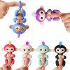 卸し売りFingerlingsかわいく興味深い指のおもちゃの子供/子供のギフトとして対話型のFingerlingの赤ん坊猿