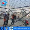 大きいスパン工場建物のための軽量スペーストラスフレームの鉄骨構造