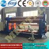 Certificado CE de la placa de acero de alto rendimiento CNC Máquina laminadora