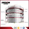 Andamio concreto del encofrado/andamio del marco/andamio galvanizado del marco disponible