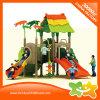 Милое напольное скольжение детей средства парка атракционов для сбывания