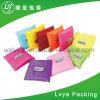 Le polyester en gros folâtre le sac à dos de cordon de sac