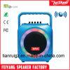 Diriger la lumière colorée haut-parleur Bluetooth rechargeable à bon marché populaire F105