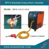 Mobile Induktions-Heizung