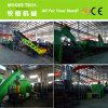 Сильный используемый завод по переработке вторичного сырья бутылки PP HDPE для сбывания