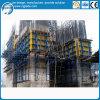 Escalada Crane-Lift Descofragem concretas para a construção