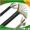 Cabo de controle flexível blindado de PVC, fio elétrico para conexão de instrumento