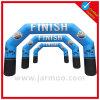 Arco gonfiabile esterno su ordinazione del PVC per gli sport e correre